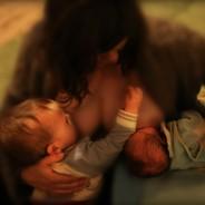 Madri innamorate e figli che non hanno bisogno di piangere